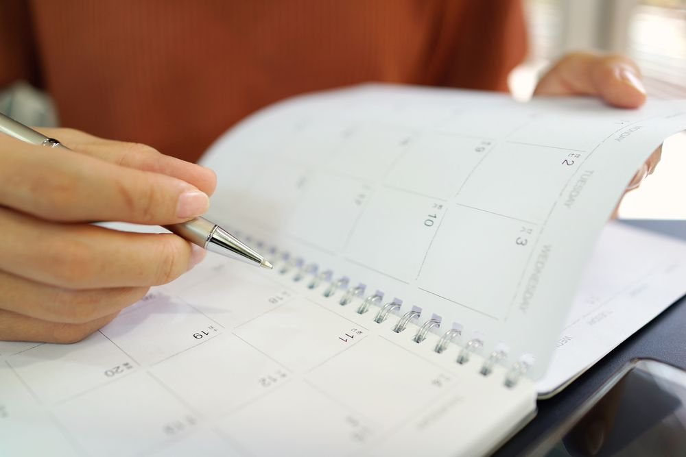 Getting organised - Business support